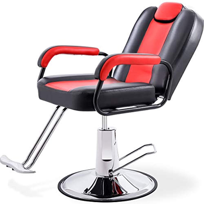 Fauteuil inclinable hydraulique pour salon de coiffure / Barbier